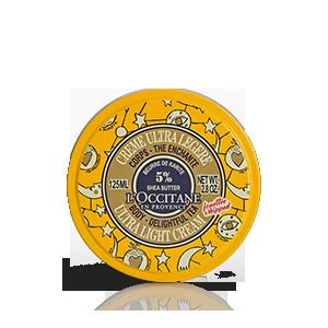 Ultra-light body cream Shea-Tea, Collection CASTELBAJAC