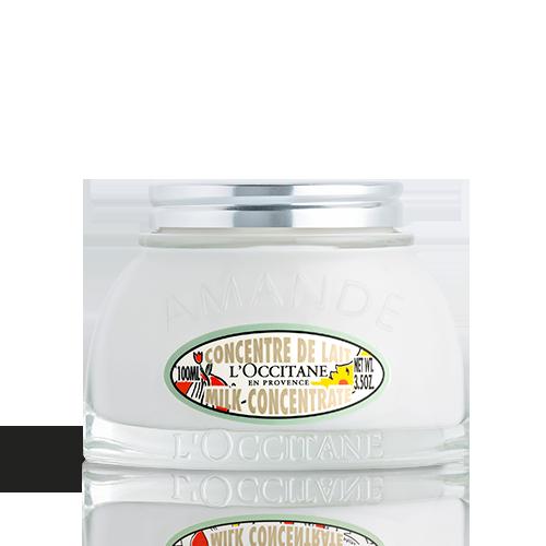 Концентроване молочко Мигдаль, Концентрированное молочко Миндаль, колекція Castelbajac