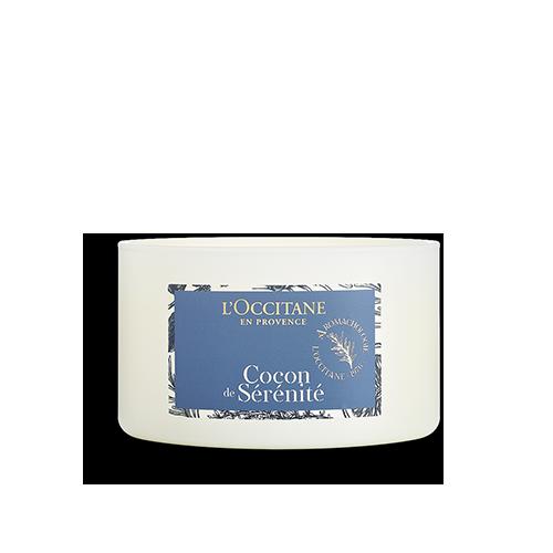 Парфюмированная свеча АУРА БЕЗМЯТЕЖНОСТИ (Cocon de Sérénité)