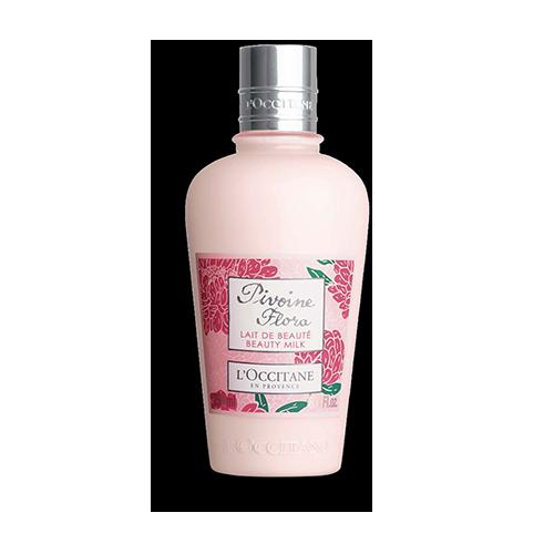 Парфюмированное молочко для тела Цветок Пиона