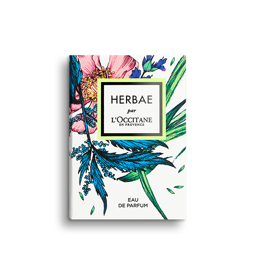 Пробник Парфумована вода HERBAE par L'OCCITANE
