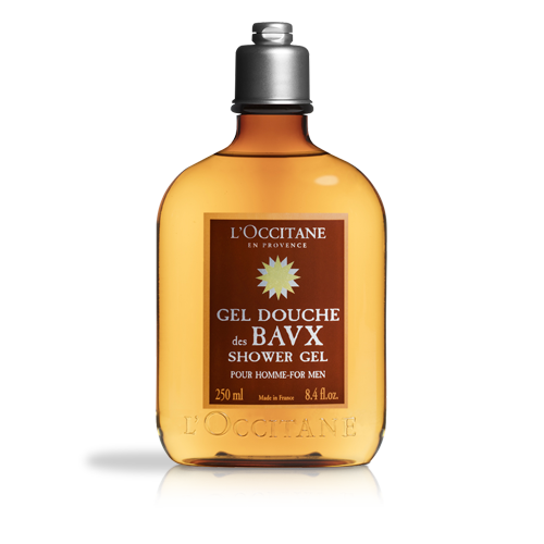 Baux Shower Gel