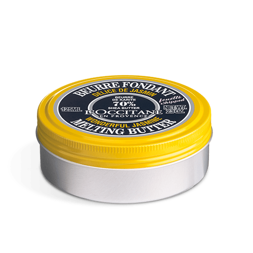 Gentle body oil for Karite-Jasmine