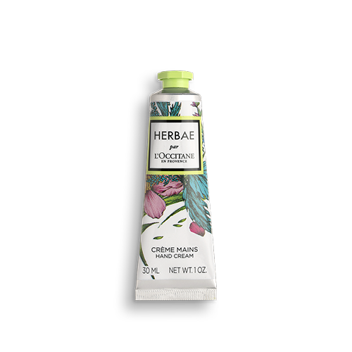 Herbae par L'OCCITANE Hand Cream