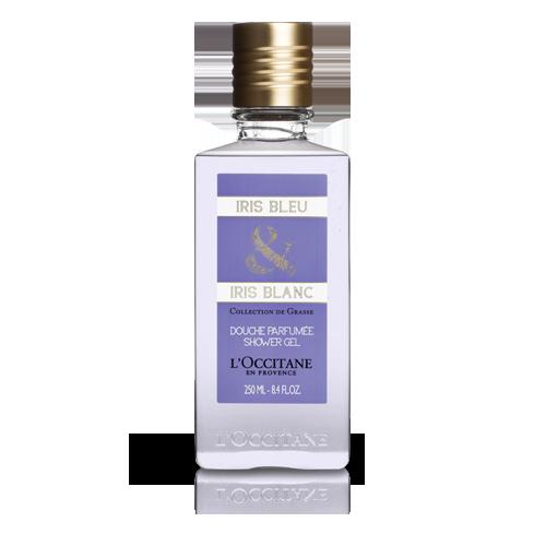 Iris Blue & Iris Blank Shower Gel