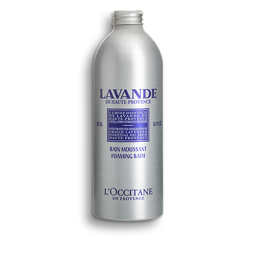 Foaming Bath With AOC Lavender