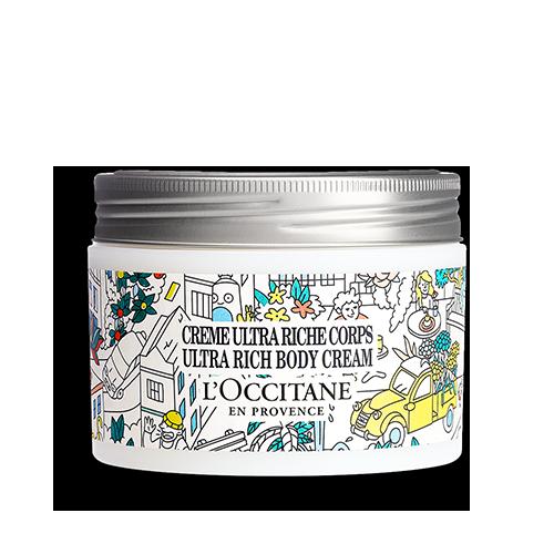 Limited Edition Design Shea Ultra Rich Body Cream