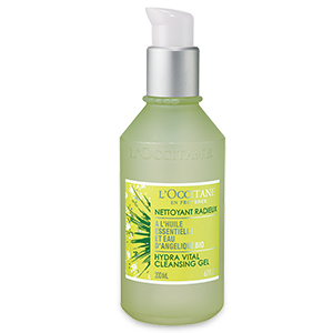 Angelica Cleansing Gel - Gel rửa mặt Angelica