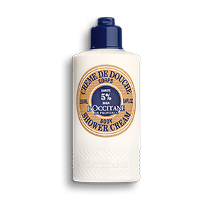 Shea Butter shower cream