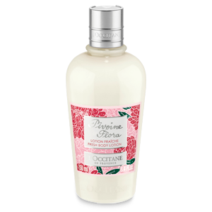 Peony Flora Fresh Body Lotion