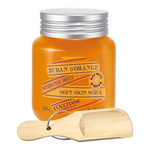 Ruban d'Orange Soft Skin Scrub 400g