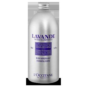 Sữa tắm tạo bọt Lavender