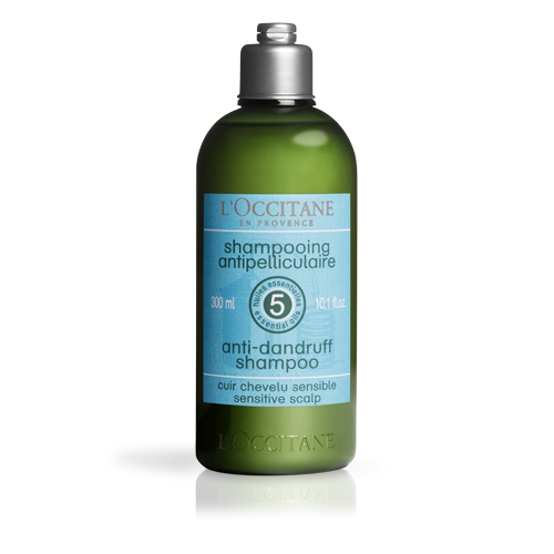 Anti-Dandruff Shampoo for Sensitive Scalp - New Formula