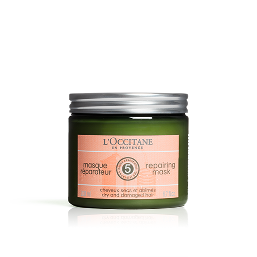 Aroma Repairing Dry And Damaged Hair Mask