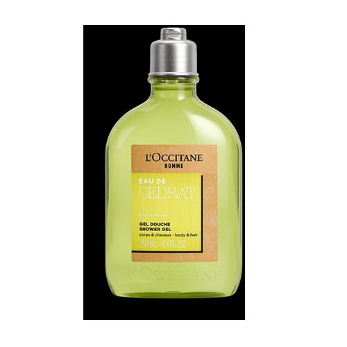 Citron Water Shower Gel