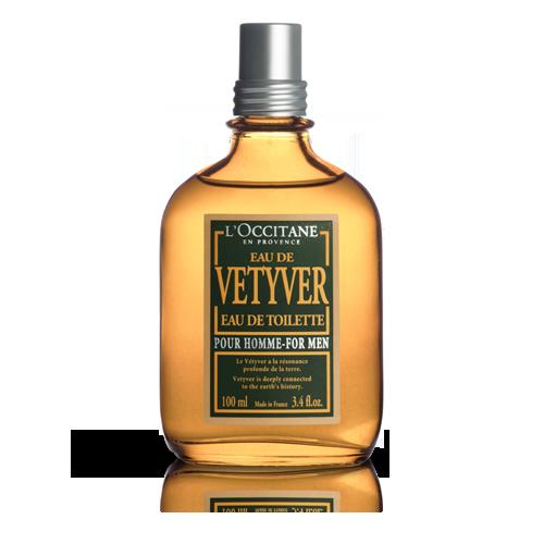 Nước hoa Vetyver