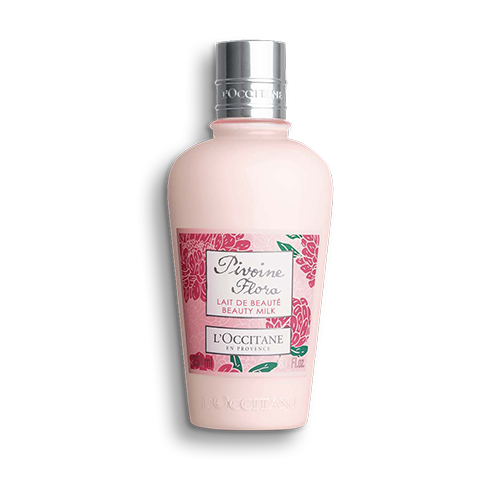 Pivoine Flora Body Milk