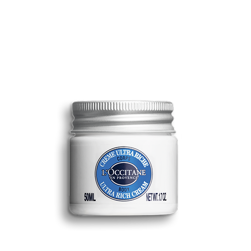 ULTRA-RICH BODY CREAM SHEA BUTTER (25%)