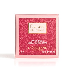 玫瑰溫和香皂