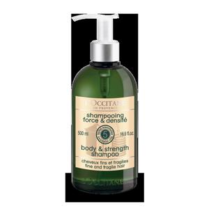 草本療法強韌護理洗髮水