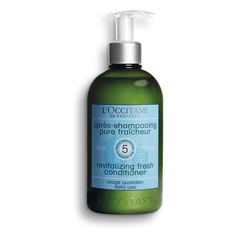 草本療法清爽淨化護髮素