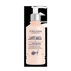 柔適卸妝乳|卸妝|臉部清潔|臉部保養| L'OCCITANE 歐舒丹