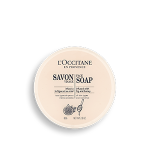 柔適潔面皂|洗臉|臉部清潔|臉部保養| L'OCCITANE 歐舒丹