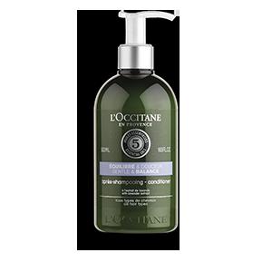 草本平衡潤髮乳