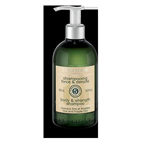 草本強韌洗髮乳