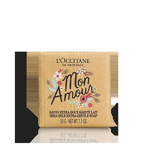 Mon amour限定版乳油木牛奶皂