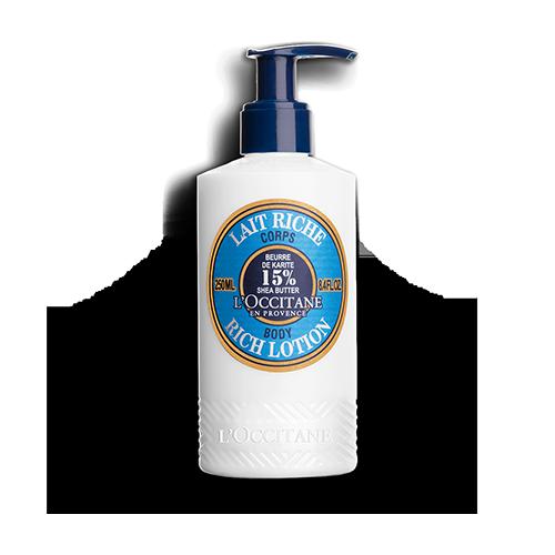 乳油木保濕身體乳