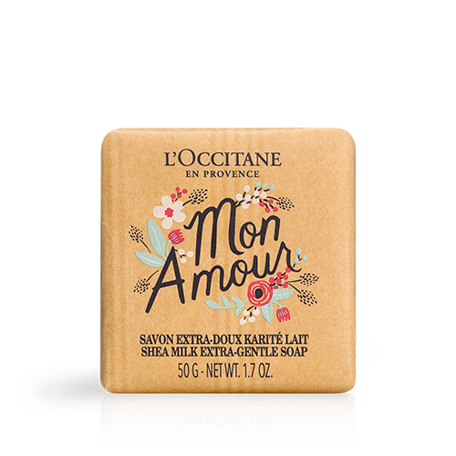 Mon Amour 限定版乳油木牛奶皂