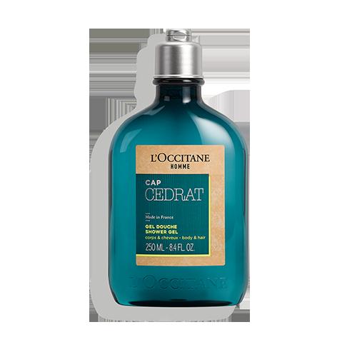 Cap Cédrat Shower Gel Body & Hair 250ml