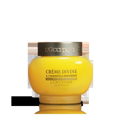Immortelle Divine Cream light texture SPF 20 50ml
