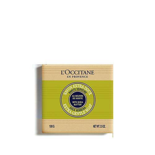 Shea Butter Extra Gentle Soap- Verbena