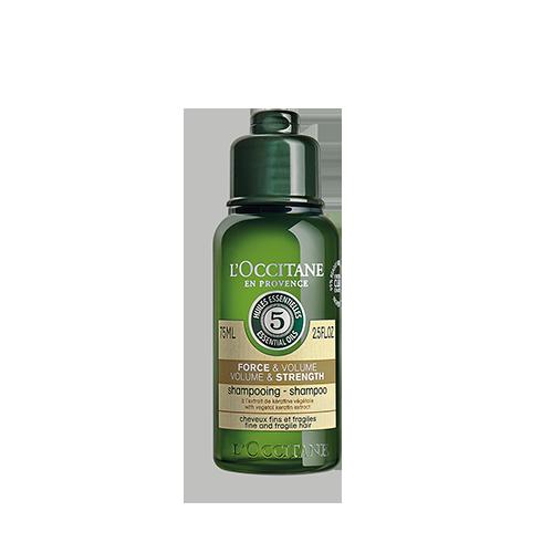 Šampon pro objem a sílu vlasů