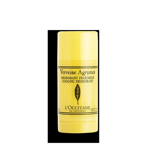 Deodorant Verbena Citrus