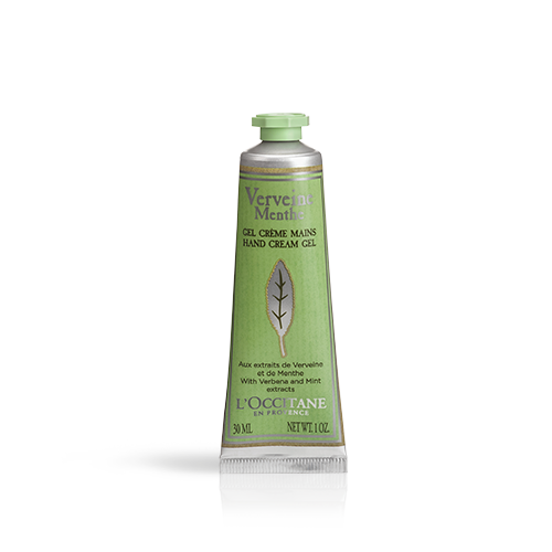 Hand Cream Gel Mint Verbena