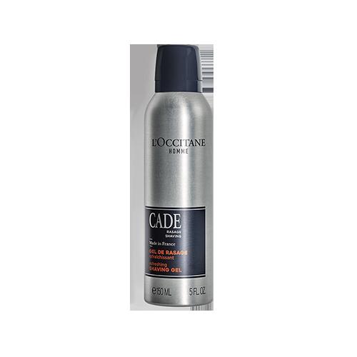 Osvěžující holící gel Cade