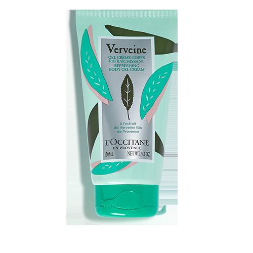 Osvěžující tělový gel Verbena - Limitovaná edice 2021