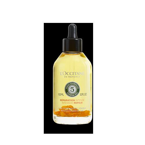 Regenerační olej na suché a poškozené vlasy