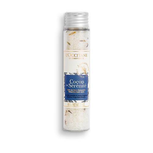 Relaxing Bath Salts