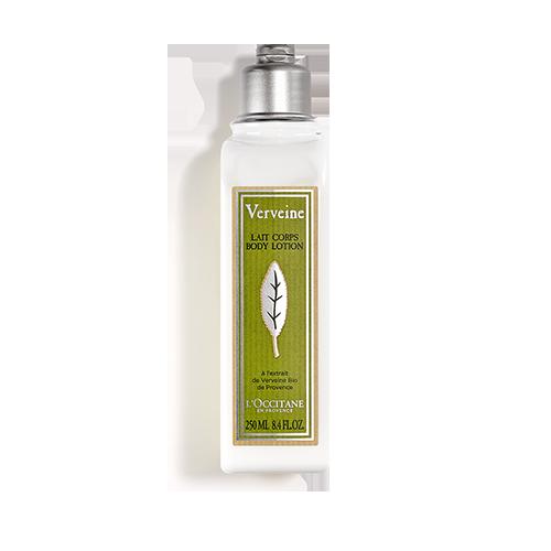 Tělové mléko Verbena