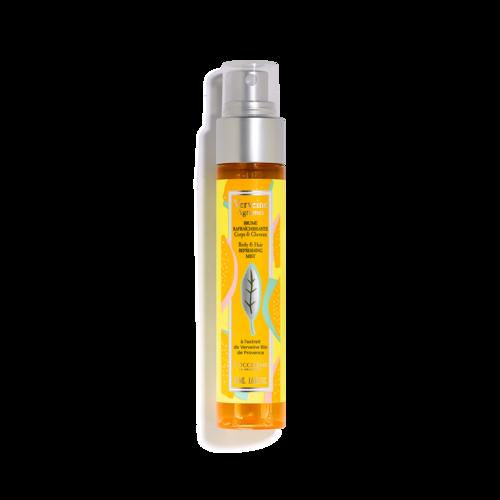 Tělový & vlasový mist Verbena citrus - Limitovaná edice 2021