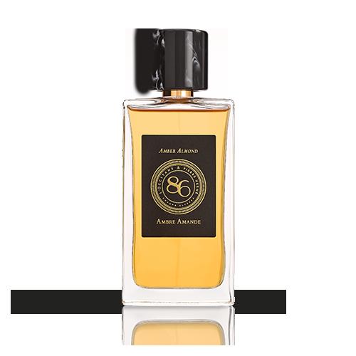 Eau de Parfum Amber & Almond 90 ml