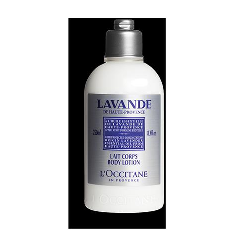 Lavendel Körpermilch 250 ml