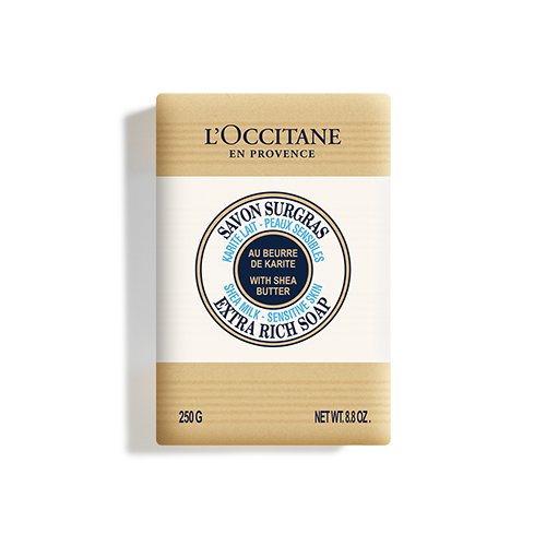Shea Seife Milch 250 g