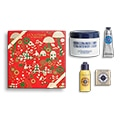 Sheabutter Pflegende Körperpflege-Geschenkbox