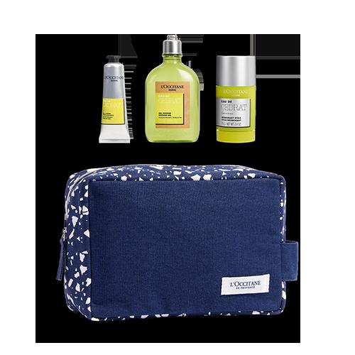Cédrat Zitronige & Holzige Körperpflege-Geschenkbox