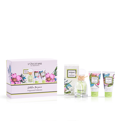 Duft-Geschenkbox Herbae par L'OCCITANE
